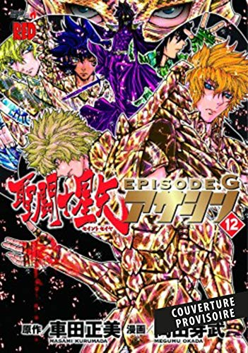Saint Seiya episode G Assassin Edition simple Tome 12