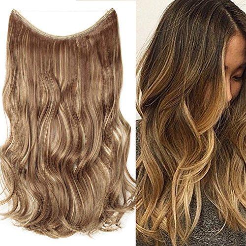 Extension con capelli veri