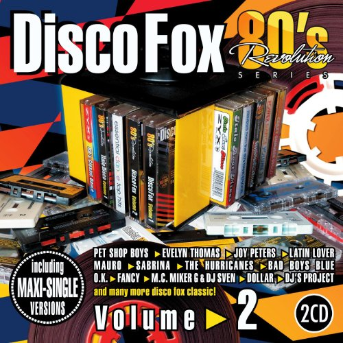 80s Revolution Disco Fox Vol. 2 - Online Edition
