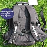 Freizeit Wanderrucksack Rucksack SPORTS mit LED Handscheinwerfer Daylight - 4