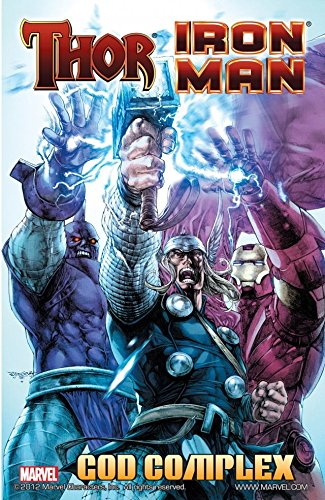 Iron Man/Thor: God Complex (English Edition) (Ironman Thor Und)