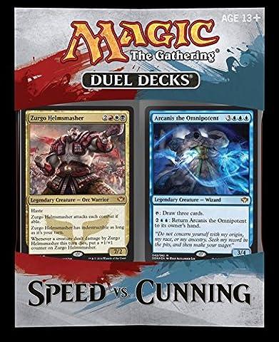Magic: The Gathering - Speed Vs. Cunning Dual Decks ENGLISH