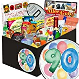 Geschenk zum 90. | 24er Allerlei | Geschenkkorb | Geschenke 90 Geburtstag