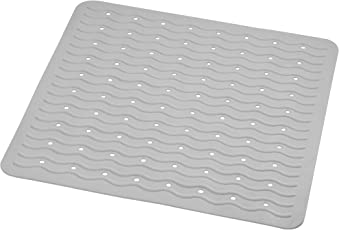 Ridder 683050-350 Badewanneneinlage 54 x 54 cm Playa, grau