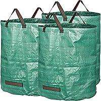 GardenMate 3 Sacos para desechos de jardín 272l