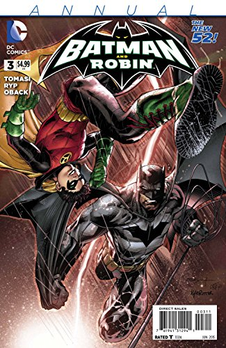 Batman And Robin Annual #3