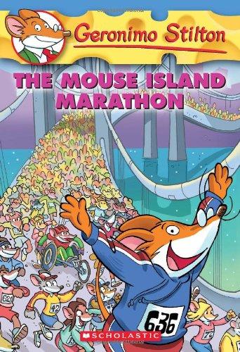 The Mouse Island Marathon (Geronimo Stilton)