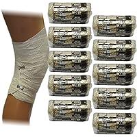 Steroplast Premium sterocrepe schweres Gewicht Crepe Bandage, CE-zugelassen, 4Größen preisvergleich bei billige-tabletten.eu