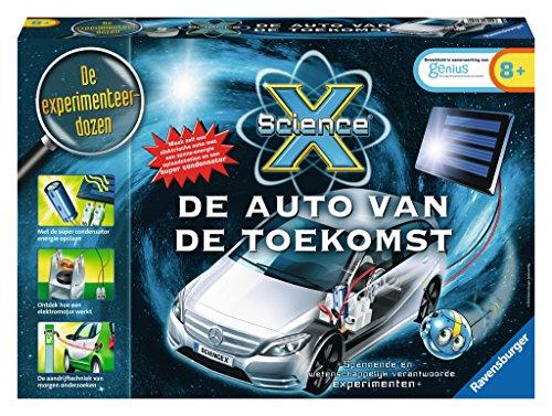 ScienceX das Auto der Zukunft