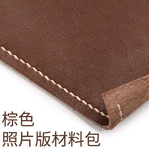 hoom-homme-sac-a-main-en-cuir-fait-main-bricolage-creatif-wallet-purse-marron