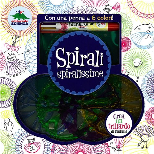 Spirali spiralissime. Con gadget (Scienza a parte) por Stuff Klutz
