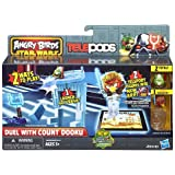 Hasbro Angry Birds Star Wars Telepods Duel with Count Dooku