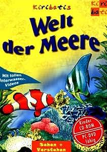 Kiribatis Welt der Meere, 1 CD-ROM Für Windows 9x/ME/NT/2000. PC-DVD fähig