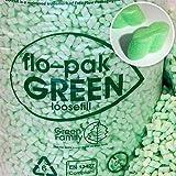 210 Liter Flo-Pak Grün Verpackungschips Füllmaterial Chips Polster