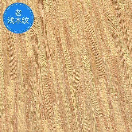 Die Schlafzimmer Schaum rollmat volle Fliesenboden für das Zusammenfügen von dicken Matte Kinder tatami Puzzle baby Teppich 60 x 60,60 * 60 * 1 cm, Holz - Getreide