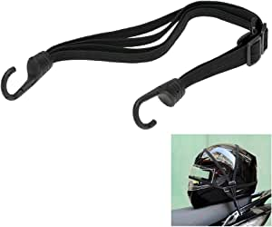 Kkmoon Motorradhelm Bandage Seil Multifunktions Gepäck Binden Hakenband Netzkabel Auto