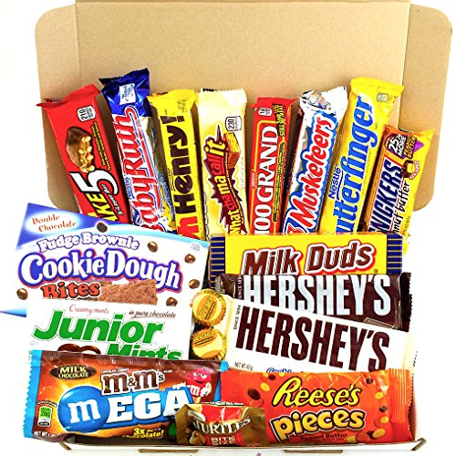 medium-american-all-chocolate-hamper-candy-chocolate-sweets-christmas-birthday-gift-in-a-white-card-