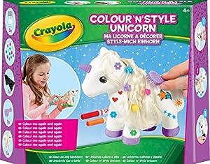 Crayola - Decora tu Unicornio,