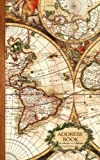 [Address Book: Antique Map Gifts/Presents (Small Telephone and Address Book) (Address Books - Travel & World Cultures)] [By: smART bookx] [July, 2015]