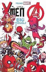Young Marvel: Little X-Men, Little Avengers, Big Trouble by Skottie Young (2013-10-15)