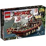 LEGO - 70618 - LEGO Ninjago - Jeu de Construction - Le QG des Ninjas