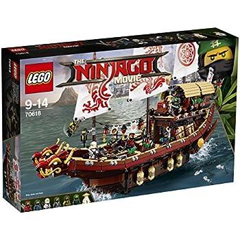 Lego Ninjago 70618 - Vascello del Destino