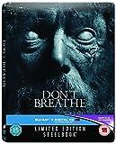 Don't Breathe Limited Edition Steelbook Blu-ray + Digital HD UV [Region Free]