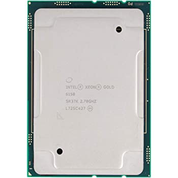 Intel Xeon 6150 - Procesador (Intel® Xeon® Gold, 2,70 GHz, LGA 3647, PC, 14 NM, 64 bits)