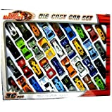 36 PC DIE CAST CAR MODEL SET F1 CONVERTIBLE RACING CARS KIDS TOY PLAY SET 015930   Ce modèle est livré par le fabricant sous forme d'un assortiment aléatoire de plusieurs modèles et/ou coloris. Il nous est donc impossible de vous proposer un modèle e...