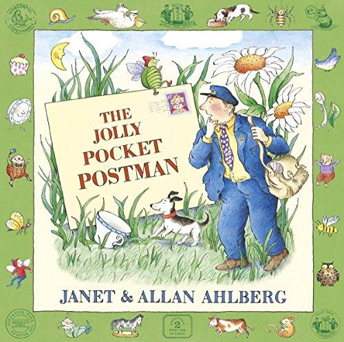 The Jolly Pocket Postman (Viking Kestrel Picture Books) por Allan Ahlberg