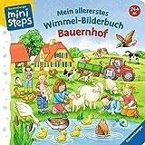 Ravensburger 04068 Mein allererstes Wimmel-Bilderbuch: Bauernhof