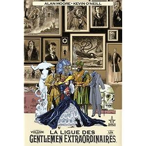La ligue des gentlemen extraordinaires, Tome 1 :