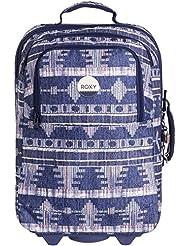 Roxy Luggage Wheelie J, bleu, 50x 28x 28cm, 33L, erjbl03072de bsq7