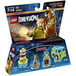 Warner Bros. Interactive Spain (VG) Lego Dimensions - Scooby-Doo