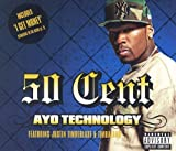 Ayo Technology by 50 Cent, Justin Timberlake, Timbaland (2007) Audio CD