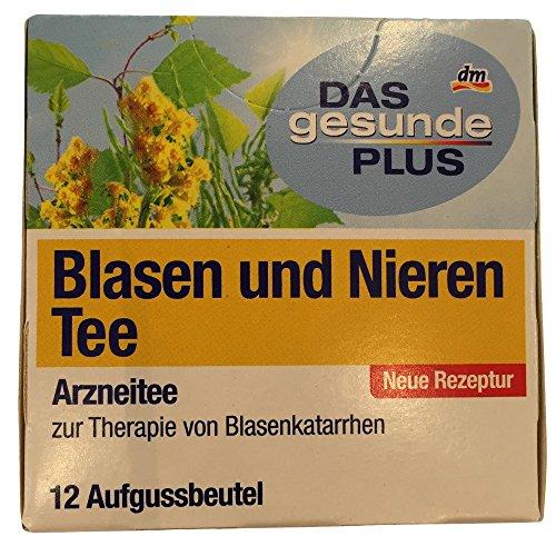 Das gesunde Plus Blasen und Nierentee (12St)