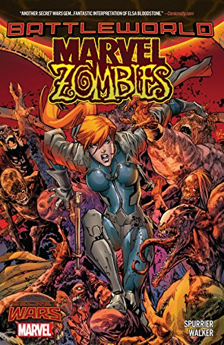 Marvel Zombies: Battleworld (Marvel Zombies (2015)) (English Edition) (Marvel Kindle Zombies)
