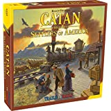 Mayfair Games MFG03203 - Brettspiele, Catan Histories, Settlers of America Trails to Rails