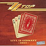 Live In Germany by ZZ Top (2012-04-22)
