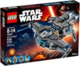 #3: Lego Star Wars Star Scavenger, Multi Color with Free Santa's Visit
