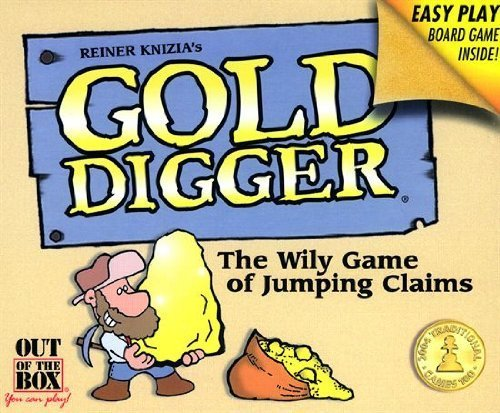 Gold Digger by Out of the Box Games