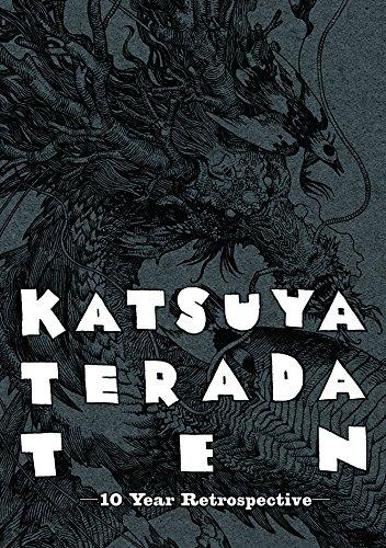 Katsuya Terada 10 Ten: 10 Year Retrospective por PIE Books