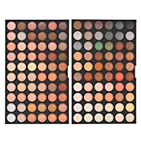 Abody Kit 120 Couleur Palette Ombre à Paupières Fards à Paupières Professional Neutre Warm Eye Shadow Cosmétique Correcteur Maquillage