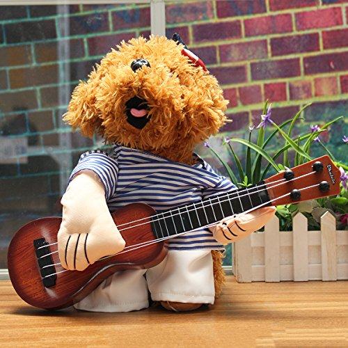 oween Kostüm Niedlich Funny Pet Guitar Player Dress Up Party Kleidung-Xl (Handy-halloween-kostüm)