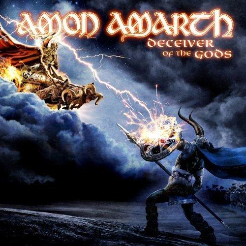 Amon Amarth - Deceiver Of The Gods (2CDS+DVD) [Japan LTD CD] HWCY-1329 by Amon Amarth