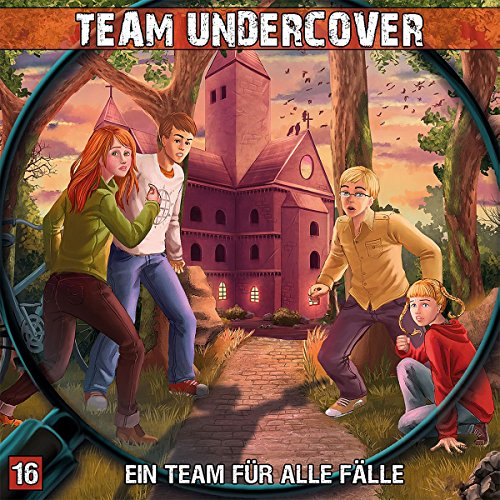 Team Undercover (16) Ein Team für alle Fälle - Contendo Media 2016