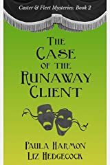 The Case of the Runaway Client (Caster & Fleet Mysteries) Paperback