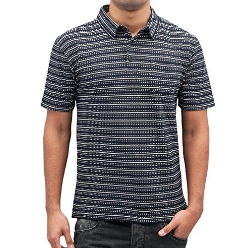 Only & Sons Herren Oberteile / Poloshirt onsTank Fitted Blau