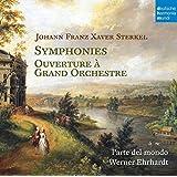 Sterkel:Symphonies No.1&2 allemand]