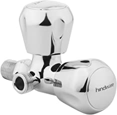 Hindware F100006 Element Concealed Brass Stop Cock (Chrome)
